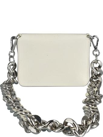 Kara Detachable Chain Strap Shoulder Bag