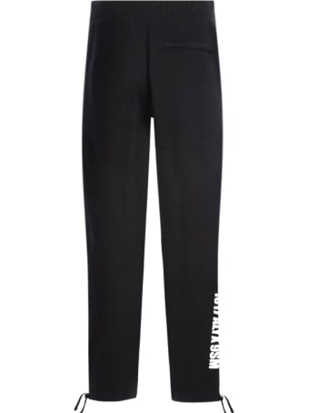 1017 ALYX 9SM Black Cotton Track Trousers
