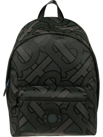Burberry All-over Logo Printed Backpack