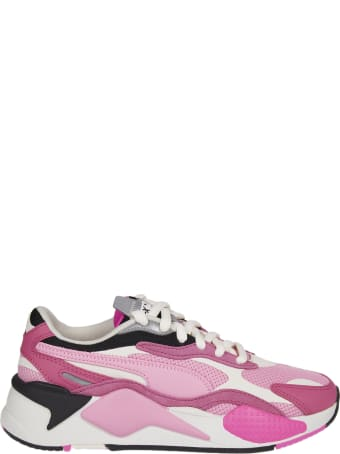 Puma Pink Puzzle Rs-x Sneakers