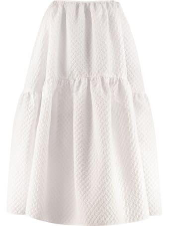 Cecilie Bahnsen Rosemary Midi Skirt