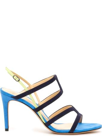 Alexandre Birman Multicolor Mena 85 Sandals
