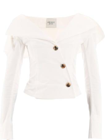 A.W.A.K.E. Mode Buttoned Jacket-top