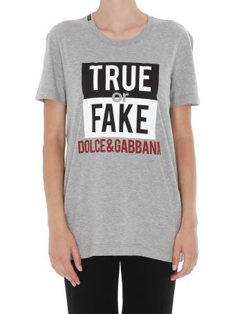 Dolce & Gabbana Logo Tshirt