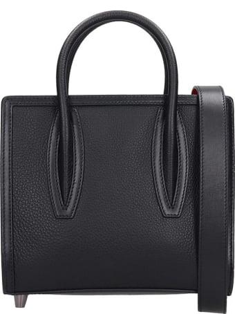 Christian Louboutin Paloma S Mini Shoulder Bag In Black Leather