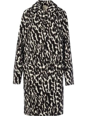 SEMICOUTURE Simonne Leopard Knit