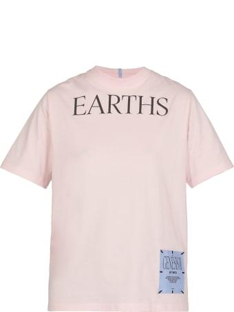 McQ Alexander McQueen Mcq Earths T-shirt