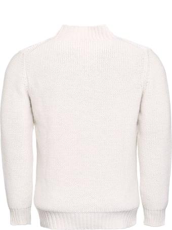 Drumohr Cashmere Turtleneck Sweater