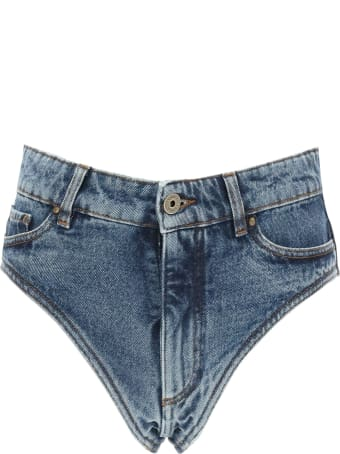 Y/Project Janty Classic Shorts