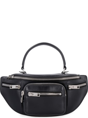 Alexander Wang Attica Leather Belt Bag