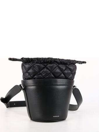 Moncler Bucket Bag Black