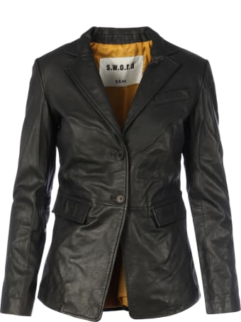 S.W.O.R.D 6.6.44 Leather Jkt