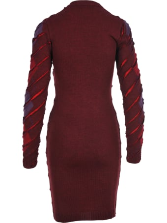 Y/Project Long Sleeves Knit Dress
