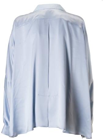 Giorgio Armani Double-buttoned Shirt
