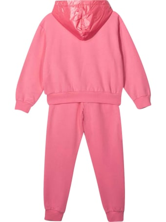 Moschino 2-piece Teen Sports Suit