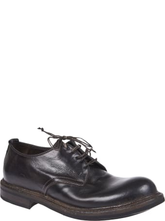 Shoto Brown Lace-up Shoes