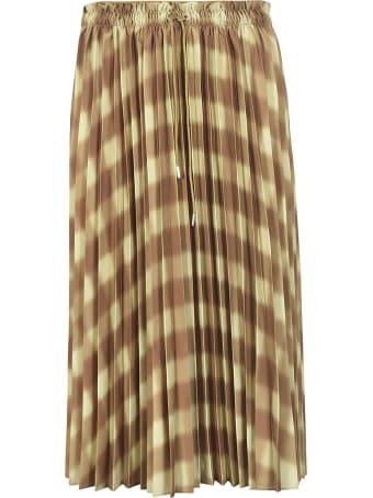 Proenza Schouler Pleated Mid-length Skirt