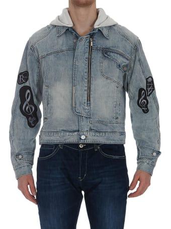 C2h4 Denim Jacket