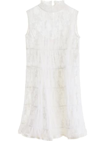 See by Chloé Lace Mini Dress
