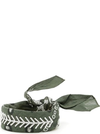 Fallon Monarch Diamante Choker