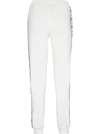 Chiara Ferragni Flirting Eyes Side Stripes Trousers