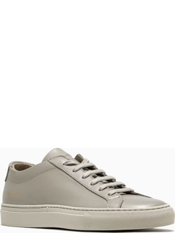 Common Projects Achilles Contrast Saffiano Sneakers 6037