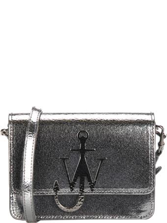 J.W. Anderson Jw Anderson Anchor Logo Metallic Shoulder Bag