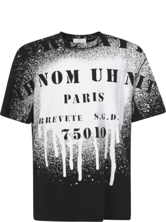 ih nom uh nit Atelier Spray T-shirt
