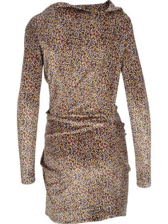 Vivienne Westwood Anglomania Anglomania Mini Taxa Dress