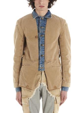 Greg Lauren 'ollie' Jacket