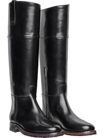 Silvano Sassetti Silvano Sassetti Leather Boots