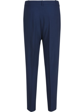 Ermanno Scervino Plain Classic Trousers