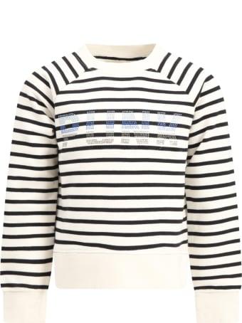Zadig & Voltaire Multicolor Sweatshirt For Girl
