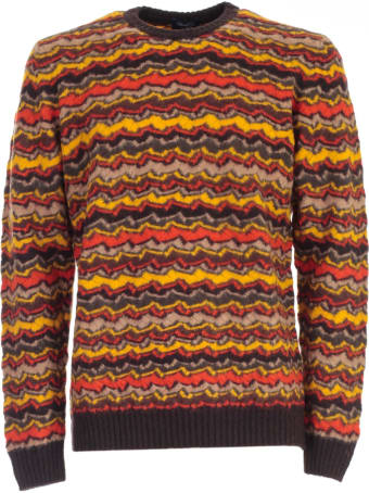 Drumohr Sweater Crew Neck Supergeelong