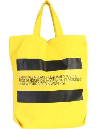 Calvin Klein Jeans Branded Shoulder Bag