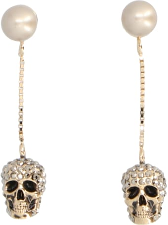 Alexander McQueen 'skull' Earrings