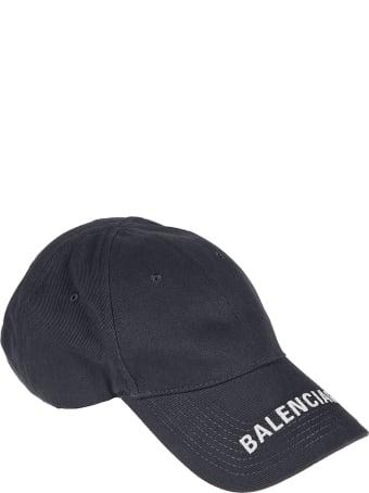 Balenciaga Visor Logo Cap
