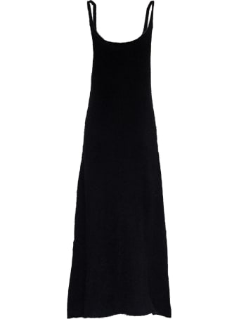 Jil Sander Mohair Long Dress