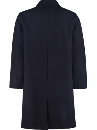 Universal Works Wool Blend Coat