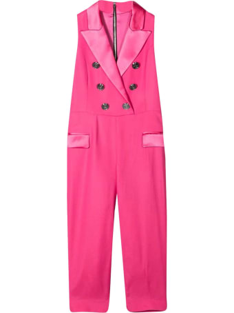 Balmain One-piece Double-breasted Suit