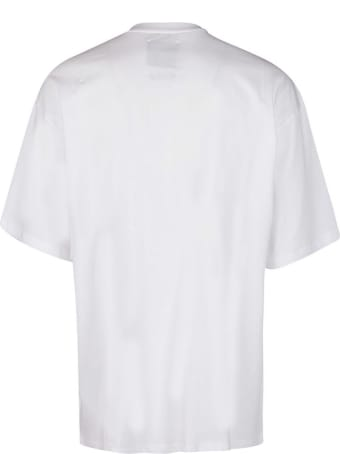 Opening Ceremony White Cotton T-shirt