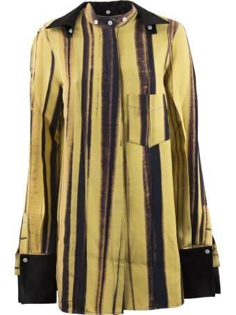 Peter Do Detachable Classic Shirt