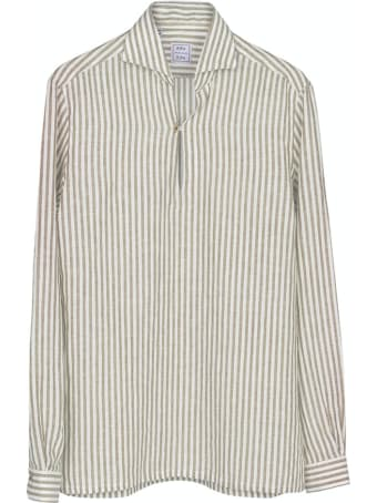 Ripa Ripa Capri Righe Sabbia Shirt