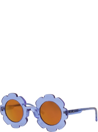 Sons + Daughters Blue Pixie Sunglasses