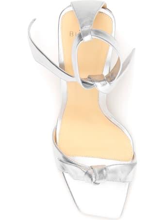 Alexandre Birman Clarita Square Pillar 85 Sandals