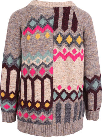 Antonio Marras Wool Sweater