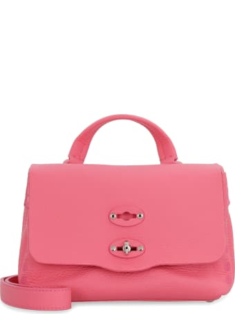 Zanellato Postina Baby Leather Handbag
