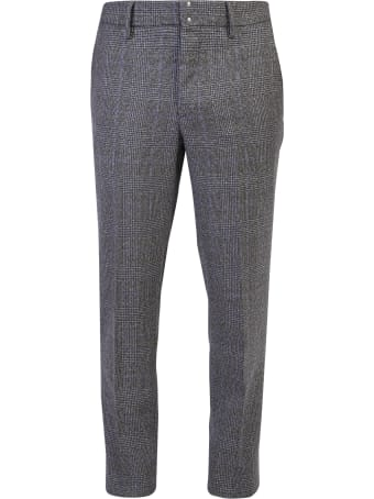 Incotex Grey Trousers