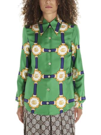 Gucci 'gg Doubloon' Shirt