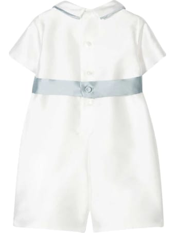 La stupenderia White Baby Suit